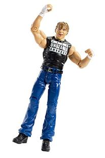 WWE Wrestling Series 61 Dean Ambrose Action Figure