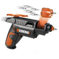 Worx WX254L 4V Cordless Lithium-Ion SD Semi-Automatic Drill