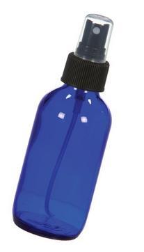Wyndmere Naturals - Glass Bottle W/Mist Sprayer 4oz, 1