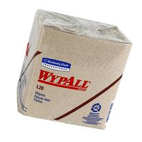 WypAll L20 Limited Use Wipers , Quarterfold Format, Tan /