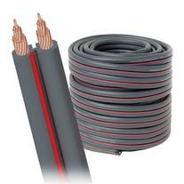 AudioQuest X-2 bulk speaker cable - 14 AWG 30'  spool - gray