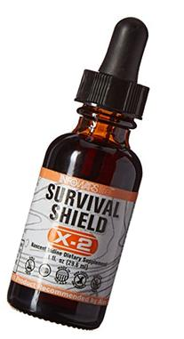 Survival Shield X-2 Nascent Iodine, 1fl. oz