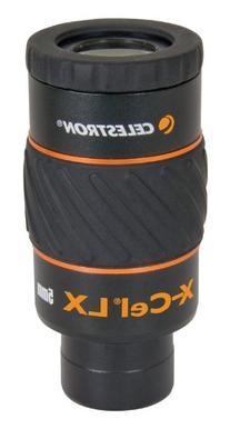 Celestron X-Cel LX Series Eyepiece - 1.25-Inch 5mm 93421