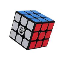 CuberSpeed X-Man Tornado 3x3 Black Magic cube Qiyi XMD Wind