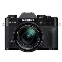 Fujifilm X-T10 Digital Camera & 16-50mm II XC Lens