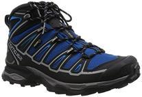 Salomon Men's X Ultra Mid 2 GTX Hiking, Gentian, 9.5 D US