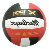 MacGregor X1000 Composite Volleyball, White
