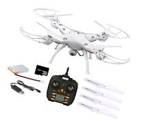 Dynamic Aerial Systems X4 Spartan 2.4GHz 4CH 6-Axis Gyro RC