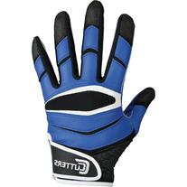Cutters X40 Revolution Receiver Gloves  - Royal, SML
