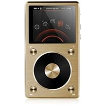 FiiO X5-II High Resolution Lossless Music Player - Gold