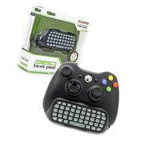Xbox 360 - Adapter - Text Pad - Black