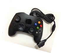 Gen Xbox S-Type Wired Game Pad Controller, Black