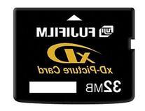 Fujifilm 32 MB xD Picture Card