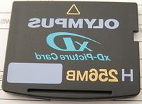 Olympus 202030 H-256 MB xD Picture Card