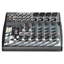 Behringer Xenyx 1202fx Premium 12-Input 2-Bus Mixer With