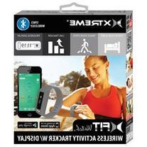 Xtreme xFit Watch Dark Gray Wireless Activity Tracker