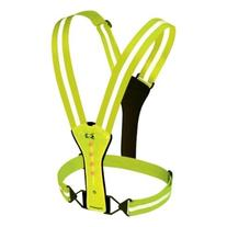 Amphipod Xinglet Flash LED Vest, Neon/Bright Green, OS