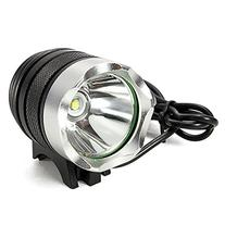 BephaMart XM-L T6 LED Bicycle Bike Light HeadLight Headlamp