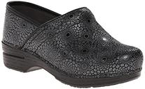 Dansko Women's Pro XP Mule, Black Medallion Patent, 39 EU/8.