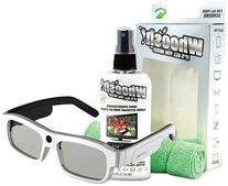 Xpand X104MX1BUNDLE Xpand Glasses and Whoosh Screen Cleaner