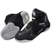 Brute Xplode Youth Black/Silver Velcro Close