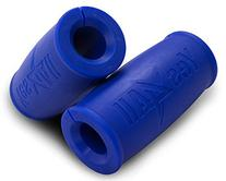 Yes4All Xtreme Grip Thick Bar Muscle Builder - Blue - ²