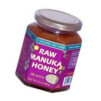 Y.S. Organic Bee Farms, Raw Manuka Honey 12 oz
