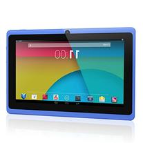 """Dragon Touch Y88X, 7"""" Android Tablet, 8 GB, Blue"""
