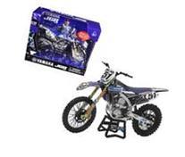 Yamaha JGR  Justin Barcia #51 Motorcycle 1/12 Diecast Model