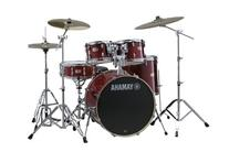 "Yamaha Stage Custom Birch 5pc Drum Shell Pack - 22"" Kick,"