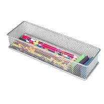 Ybm Home Silver Mesh Drawer Cabinet and or Shelf Organizer