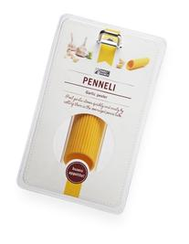 Yellow Penneli Pasta Shaped Garlic Cloves Peeler Tube Press