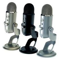 BLUE MICROPHONES YETI - MICROPHONE-2049