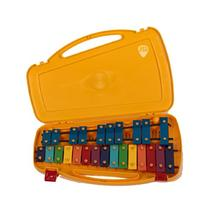 Percussion Plus YHXP25K A-A Student Xylophone with Case and