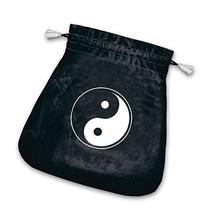 Lo Scarabeo Yin And Yang Velvet Tarot Bag