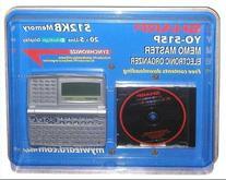 Sharp YO-515P Memo Master Electronic Organizer 515