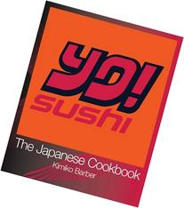 yo sushi the japanese cookbook barber kimiko