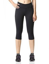 Baleaf Women's Yoga Capri Legging Inner Pocket Non See-