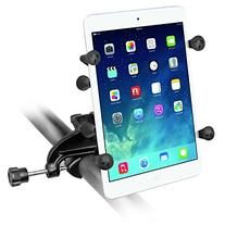 RAM Yoke Clamp Mount with Universal X-Grip Holder for Small