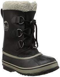 Sorel Yoot Pac Tp Winter Boot,Black,8 M US Toddler