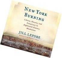 New York Burning: Liberty, Slavery, and Conspiracy in