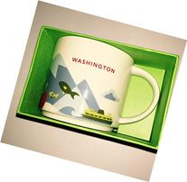 Starbucks You Are Here Collection Washington State Coffee