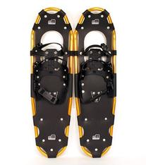 """New MTN Man Woman Kid Youth 34"""" Snowshoes up to 345 lbs Free"""