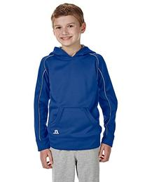 Russell Athletic 955EFB Youth Tech Fleece Pullover Hood -