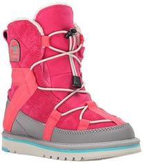 Sorel Youth Glacy Short BR RO Cold Weather Boot , Bright
