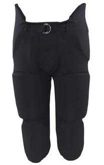 Russell Youth Integrated 7 Piece Pad Economy Football Pants