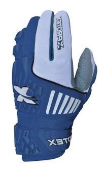 Xprotex Youth RAYKR 2014 Protective Batting Gloves, Royal,