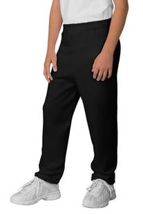 Youth Sweatpant, Color: Black, Size: Small