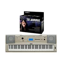 Yamaha YPG-235 76-Key Portable Grand Piano Keyboard with D2