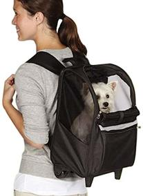 East Side Collection On-the-Go Rolling Backpacks -